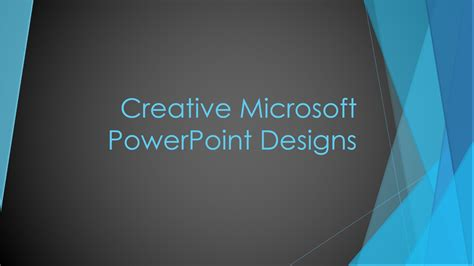 design ideas microsoft powerpoint creative microsoft powerpoint designs