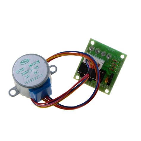 Driver Board Uln2003 With Drive Test Module Stepper Step Motor 5v 4 phase stepper step motor driver board uln2003 with
