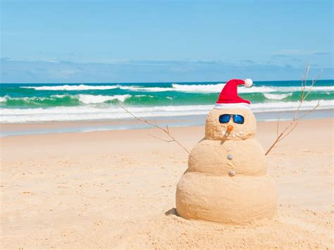 22 best places to enjoy a sunny christmas with photos
