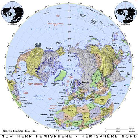 northern hemisphere public domain maps  pat