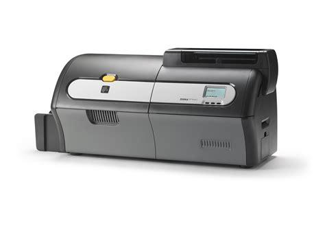 printers for card new zebra zxp series 7 card printers card tech id