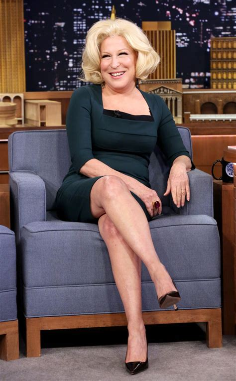 pictures of women in their sixties bette midler from sexy female stars in their 60s 70s
