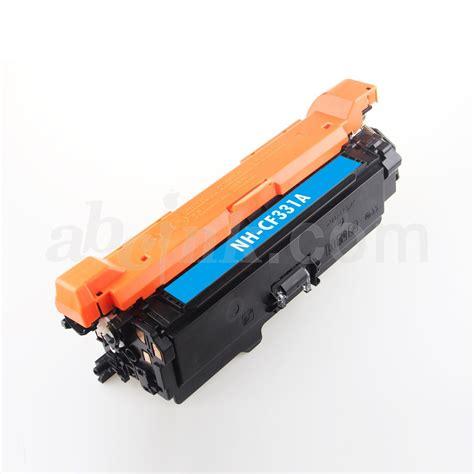 Toner Hp Laserjet 654a Cyan Cf331a Original hp m651dn toner cartridges hp printer toner abcink
