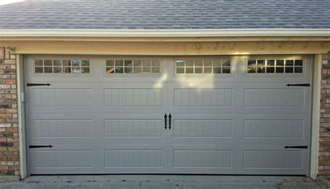 Garage Door With Windows by Steel Garage Doors Cowtown Garage Door