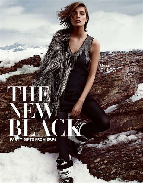 Werbowy Models For Hm by Werbowy For H M Fall Winter 2012