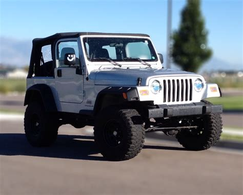 2004 Jeep Wrangler Tj 2004 Jeep Wrangler Ii Tj Pictures Information And