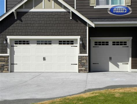 Nice A 1 Garage Door 4 Carriage House Style Garage Doors A 1 Overhead Door