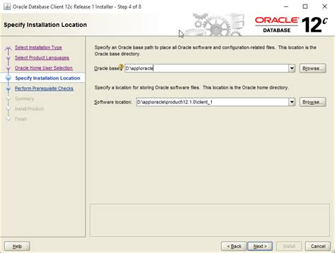 tutorial oracle client living and breathing the world of microsoft installing