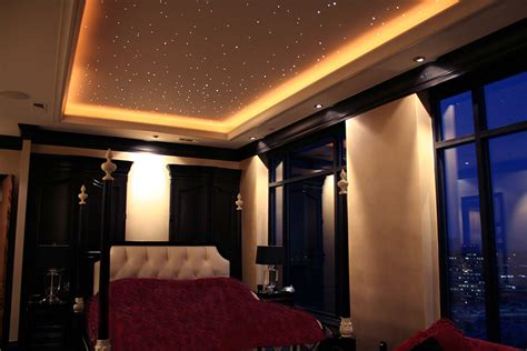 fiber optic bedroom lighting 8 beautiful ceiling ideas that will make you want to look