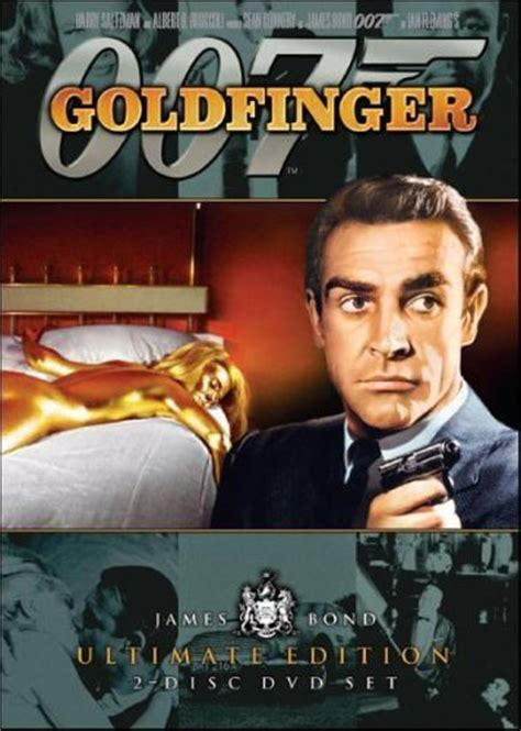 goldfinger james bond 007 all ultimate james bond 007 dvd covers and special