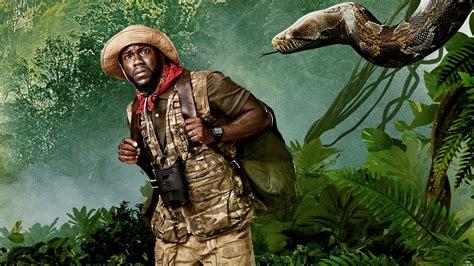 kevin hart jumanji wallpaper jumanji welcome to the jungle kevin hart 4k