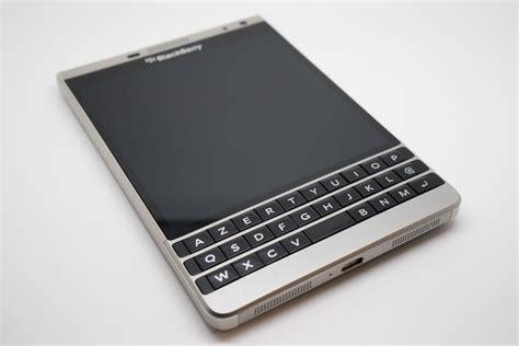 Blacberry Pasport test du blackberry passport silver edition