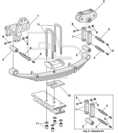 semi truck suspension diagram dt466 pressure sensor location get free image about
