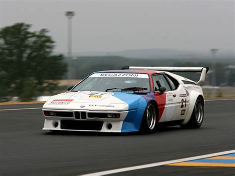 1:124 BMW M1 Procar Model Kit   REV07247   Revell