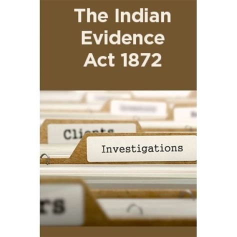 Indian evidence act 1872 definition of marriage