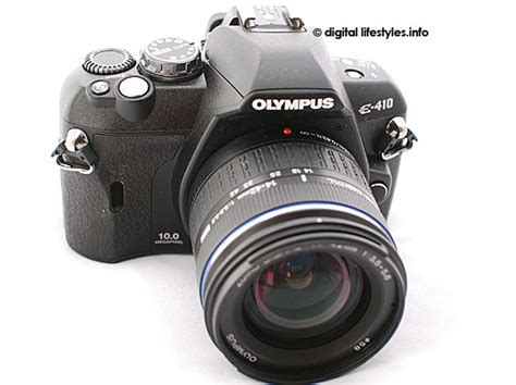 Kamera Olympus E410 olympus evolt e 410 review an indepth look at the