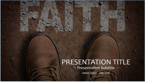 Faith Powerpoint Templates Free faith powerpoint template 9271 free faith powerpoint
