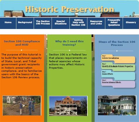 section 106 historic preservation related keywords suggestions for section 106