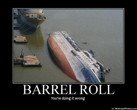 Barrels Meme - do a barrel roll know your meme