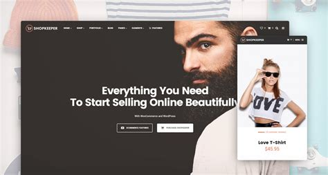 bootstrap sites templates 48 best woocommerce wordpress themes to build awesome