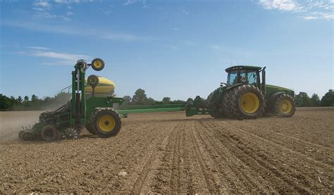 Planting Soybeans With Corn Planter by Ohio Farmers Researcher Needs A Few Soybean Fields For