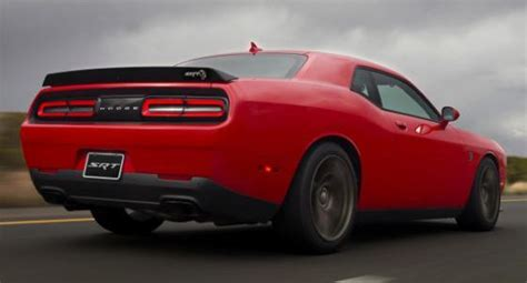 challenger hellcat torque the rear end of the 2017 hellcat challenger torque news
