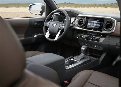 2015 Toyota Tacoma Interior 2015 Toyota Tacoma Pictures Including Interior And 2016