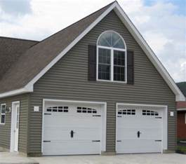 Garage Designs And Prices Attached 2 Car Garage Plans Uk