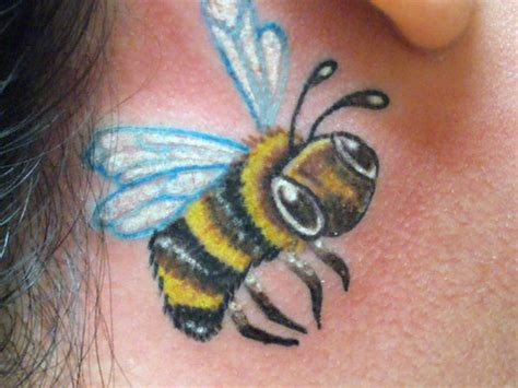 honey bee tattoo designs bumble bee tattoos designs ideas and meaning tattoos
