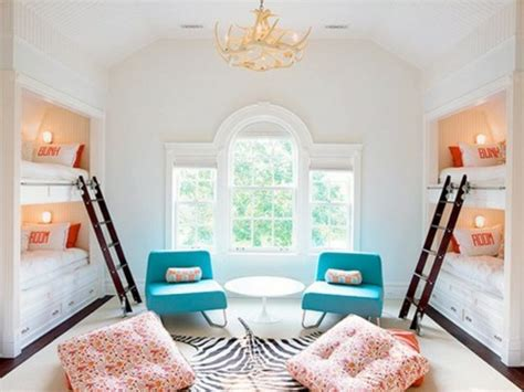 4 bunk beds four kids one room bunk beds decoholic