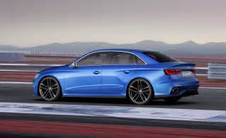 Audi S3 Rs Audi Hints At New Rs 3 With A3 Clubsport Quattro Concept