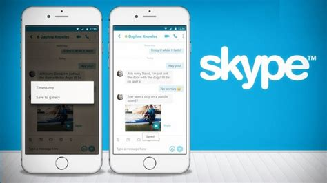 skype for android skype update to allow android users to save messages brandsynario