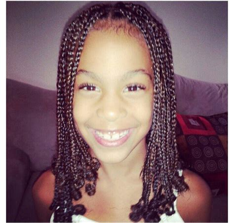 hair to use for box braids youth natural hair box braids 1 hair and there