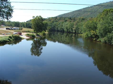 public boat launch james river upper james river trail in botetourt county featured in