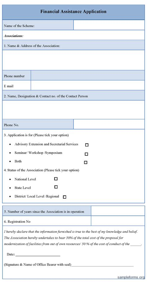 Financial Aid Appeal Form Exles search results for sle of personal information form