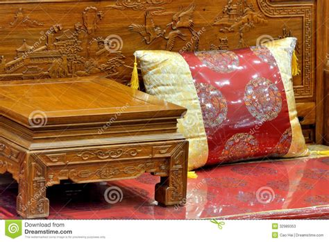 traditional chinese furniture chinese style chinese traditional furniture stock photos image 32989353