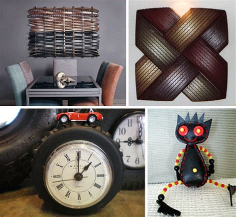 design rubber st used tires recycled tire rubber furniture design