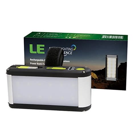 usb led le le rechargeable dimmable led cing lantern 300lm work