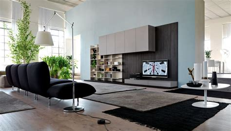 mobili per salotti arredo moderno per salotti con pannelli di rivestimento