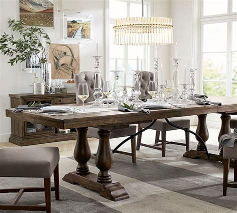 pottery barn dining room tables pottery barn dining furniture sale 20 dining tables