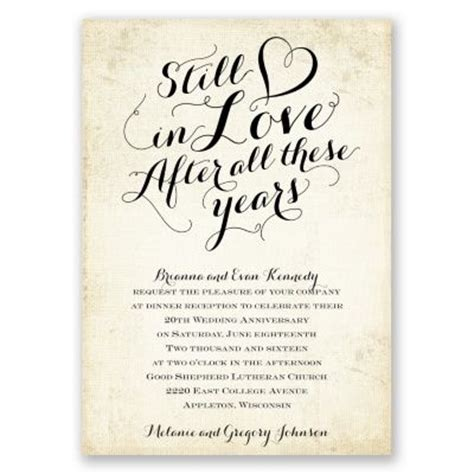 Invitation Letter 25th Wedding Anniversary Best 20 15th Wedding Anniversary Ideas On 10yr Wedding Anniversary 25th