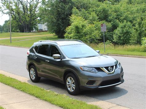black nissan rogue 2015 2015 nissan rogue review carfax