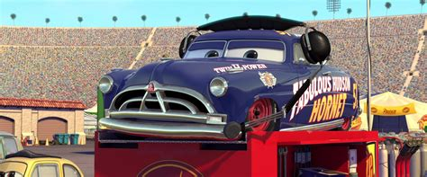 Doctor After Car 2 by Doc Hudson Pixar Wiki Disney Pixar Animation Studios