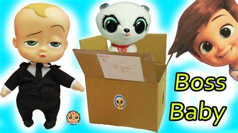 baby forever puppy forever puppy package box with the baby talking doll