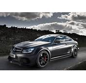 MIND BOGGLING Mercedes C63 AMG Black Series Just Listen To The