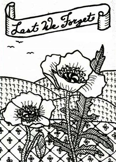 printable coloring pages remembrance day remembrance day coloring pages remembrance day colouring