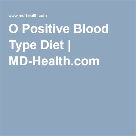 O Negative Blood Type Diet Cleansing Detox by 161 Best Images About Blood Type O Positive On