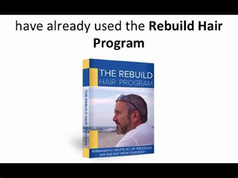 jared gates rebuild hair program real reviews by newspaper cat the rebuild hair program by jared gates and dr blount