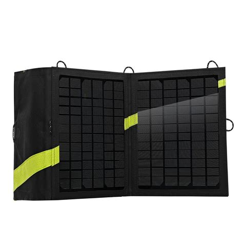 goal zero nomad 13 watt solar panel 12003 the home depot