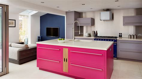 pleasant pink kitchen coolest home decorating ideas with